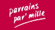 Logo Parrains par'mille